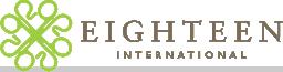 EIGHTEEN INTERNATIONAL‐エイティーン・インターナショナル